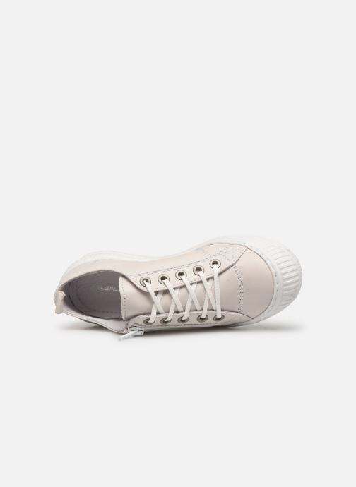 Sneakers Pataugas Rocky/N J2C Bianco immagine sinistra