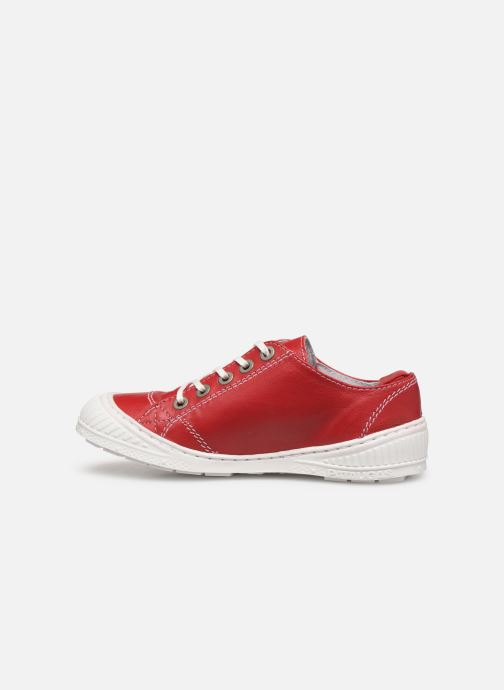 Sneakers Pataugas Rocky/N J2C Rosso immagine frontale