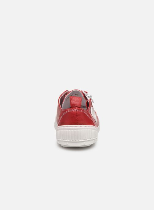 Sneakers Pataugas Rocky/N J2C Rosso immagine destra
