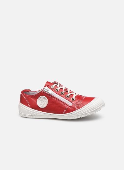 Sneakers Pataugas Rocky/N J2C Rosso immagine posteriore