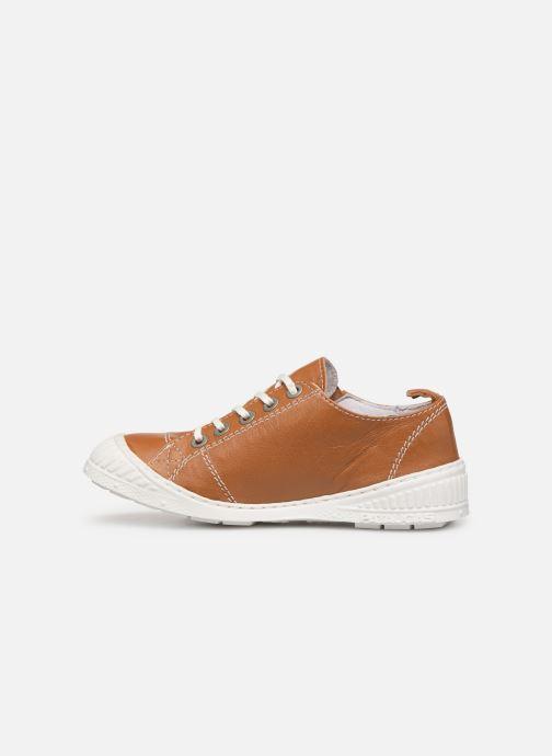 Sneaker Pataugas Rocky/N J2C braun ansicht von vorne