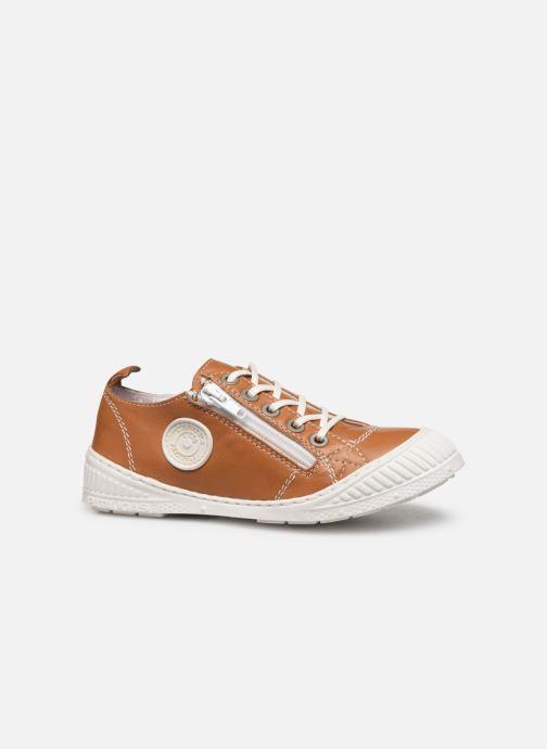 Sneaker Pataugas Rocky/N J2C braun ansicht von hinten