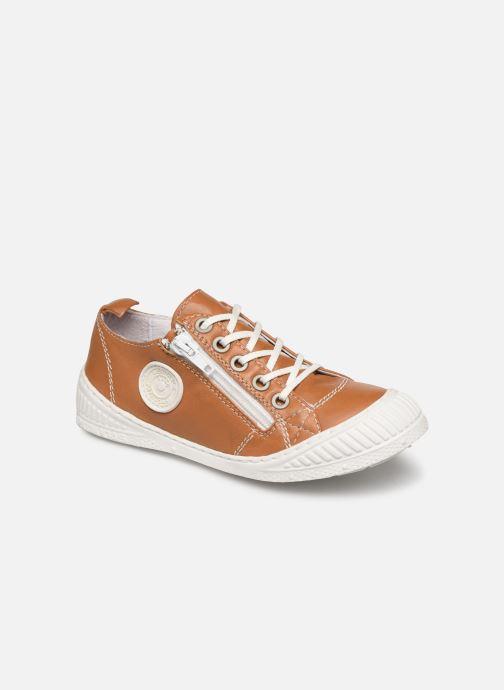 Sneaker Pataugas Rocky/N J2C braun detaillierte ansicht/modell