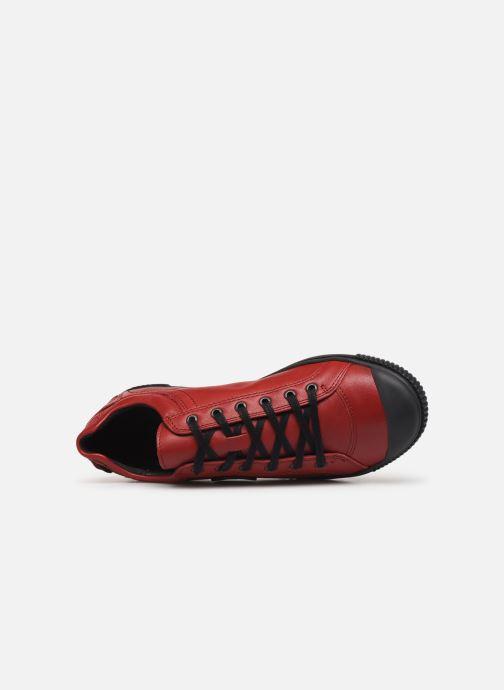 Sneakers Pataugas Bohem/N F4C Rosso immagine sinistra