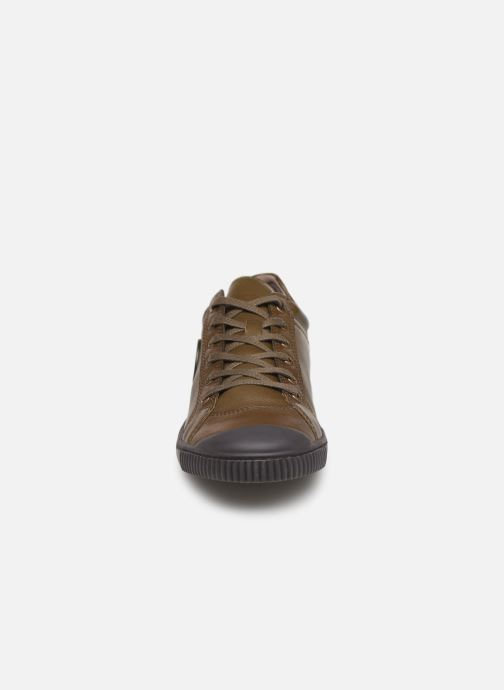 Baskets Pataugas Bohem/N F4C Vert vue portées chaussures