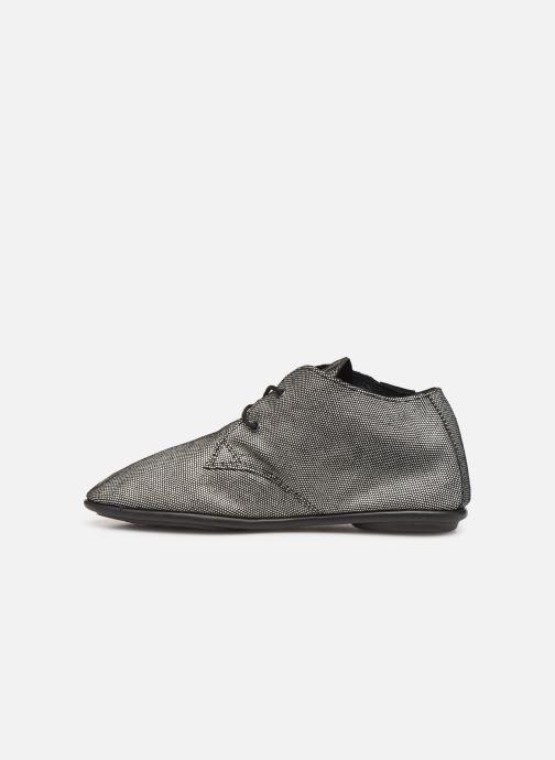 Zapatos con cordones Pataugas Scott F4C Gris vista de frente