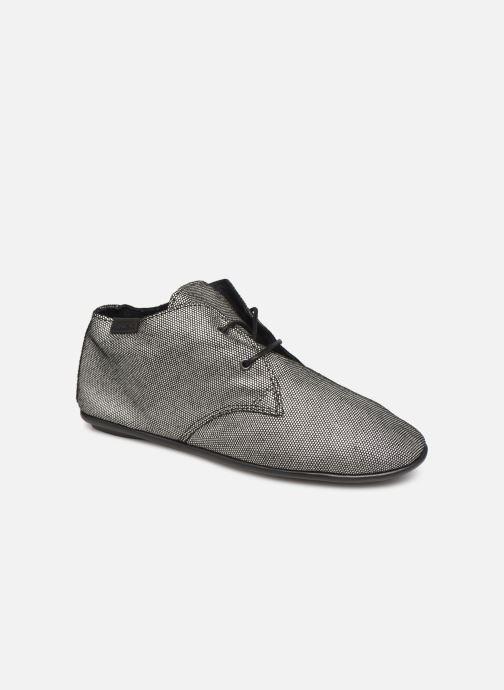 Zapatos con cordones Pataugas Scott F4C Gris vista de detalle / par