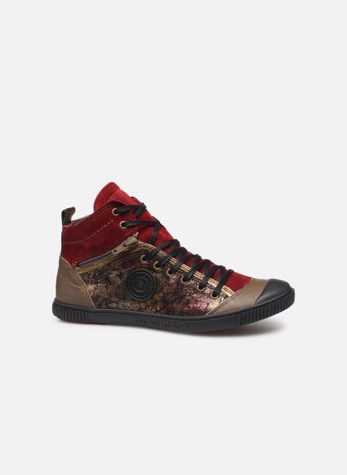 Sneakers Pataugas Banjou/Fe F4C Rød se bagfra