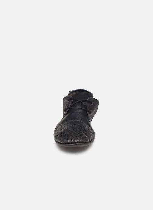 Baskets Pataugas Swing/M F4C Noir vue portées chaussures