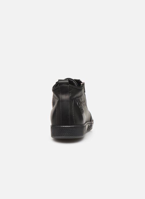 Baskets Pataugas Jayer/W H4C Noir vue droite