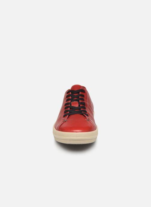 Sneakers Pataugas Cage/W H4C Röd bild av skorna på