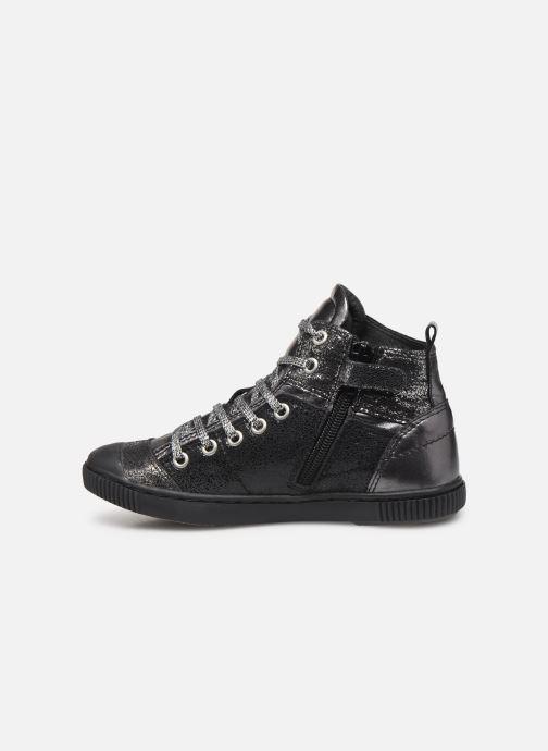 Sneakers Pataugas Banjou/M J4C Sort se forfra