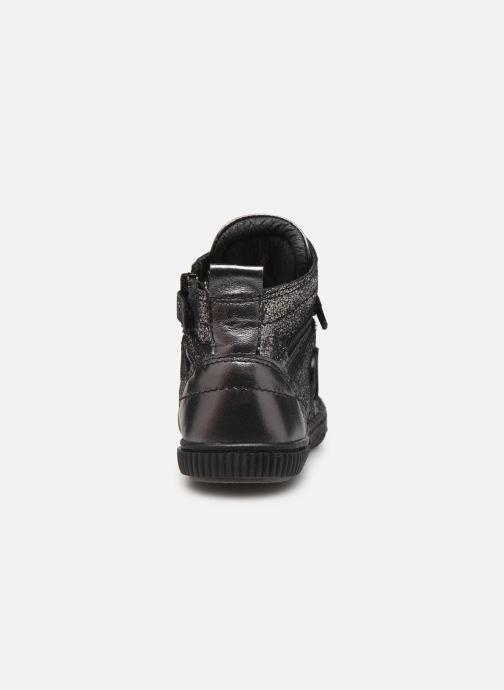 Sneakers Pataugas Banjou/M J4C Sort Se fra højre
