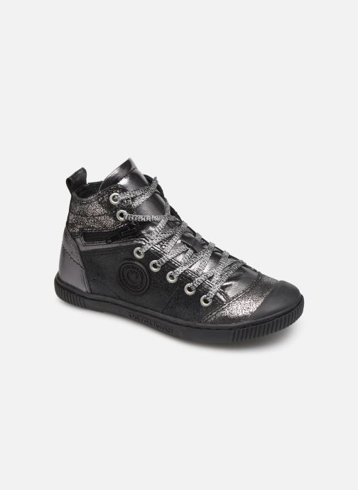 Sneakers Pataugas Banjou/M J4C Sort detaljeret billede af skoene