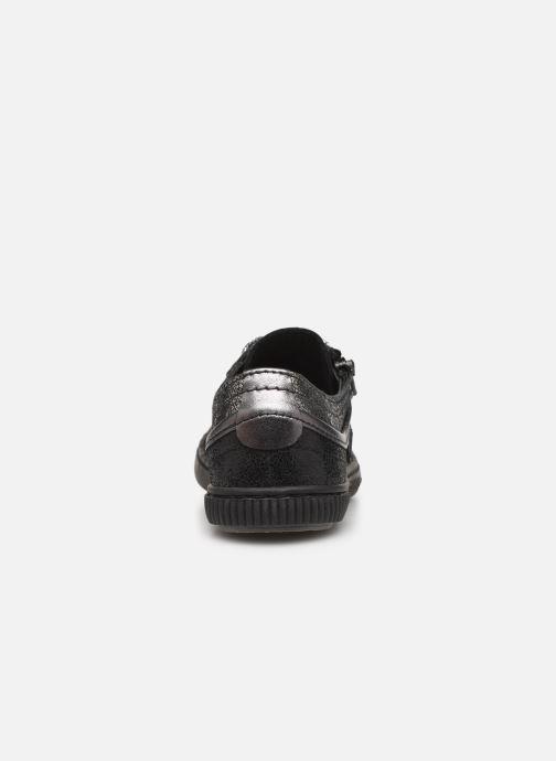 Baskets Pataugas Bisk/M J4C Noir vue droite
