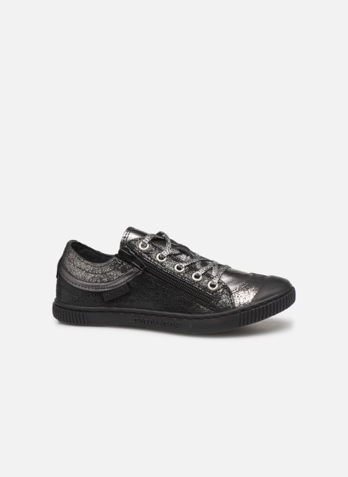 Trainers Pataugas Bisk/M J4C Black back view