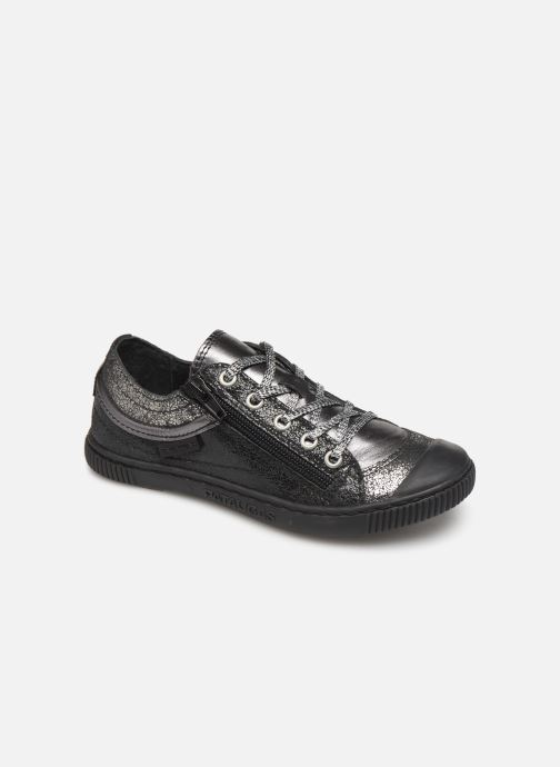 Trainers Pataugas Bisk/M J4C Black detailed view/ Pair view