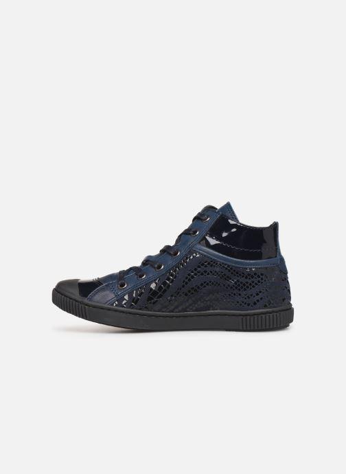 Sneakers Pataugas Bono/Ze J4C Azzurro immagine frontale