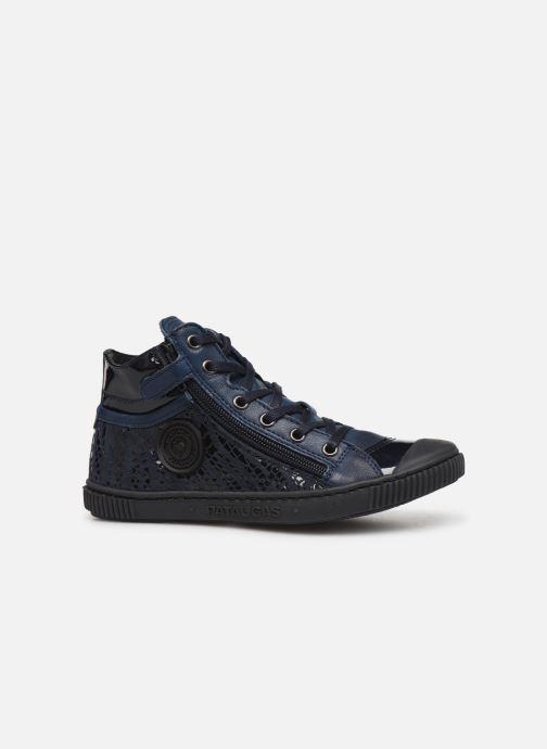 Sneakers Pataugas Bono/Ze J4C Azzurro immagine posteriore