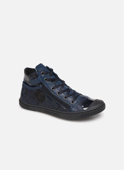 Sneakers Pataugas Bono/Ze J4C Azzurro vedi dettaglio/paio