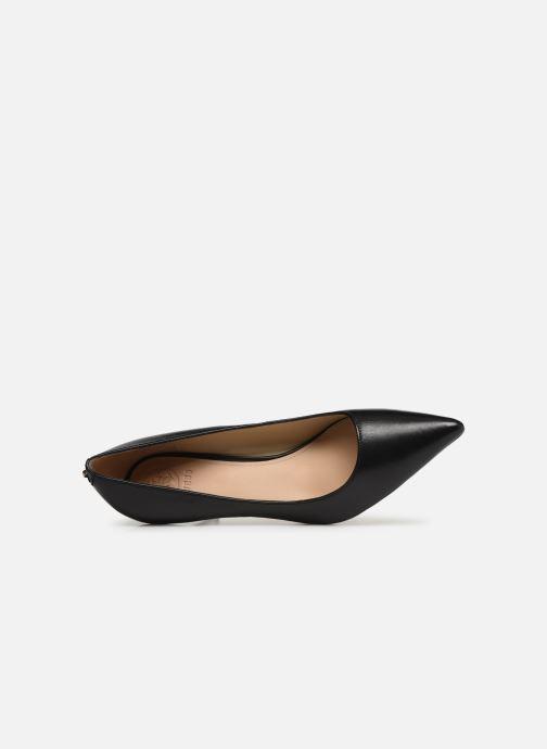 Zapatos de tacón Guess FL7DESLEA08 Negro vista lateral izquierda