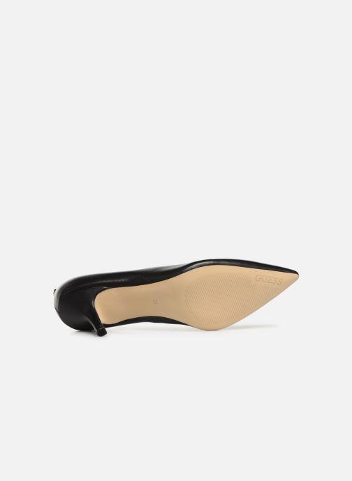 Zapatos de tacón Guess FL7DESLEA08 Negro vista de arriba