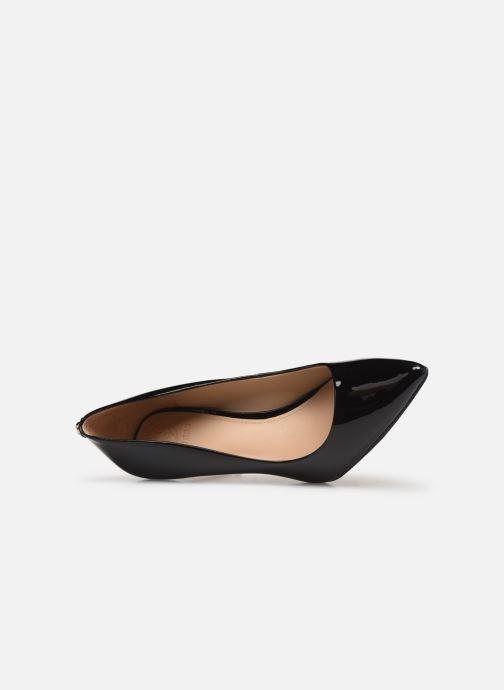 Zapatos de tacón Guess FL7B11PAT08 Negro vista lateral izquierda