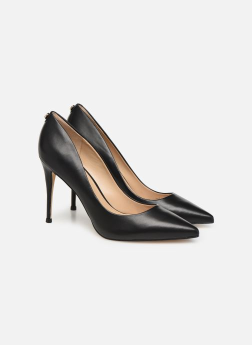 Zapatos de tacón Guess FL7OK6LEA08 Negro vista 3/4