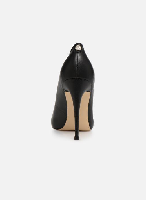 Zapatos de tacón Guess FL7OK6LEA08 Negro vista lateral derecha