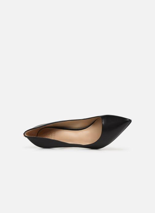 Zapatos de tacón Guess FL7OK6LEA08 Negro vista lateral izquierda