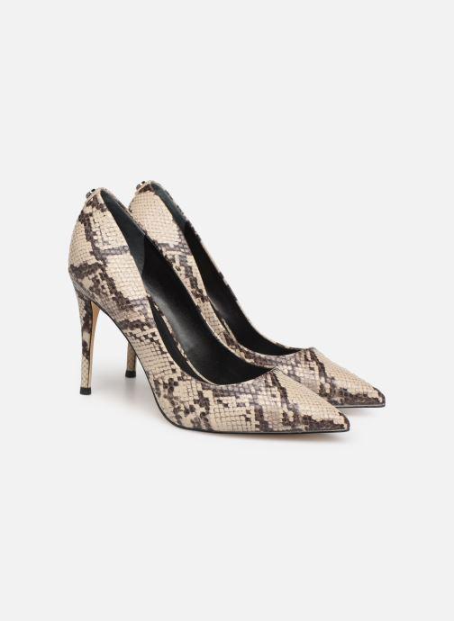 High heels Guess FL7OK7PEL08 Beige 3/4 view