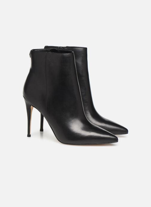 Bottines et boots Guess FL7OLALEA10 Noir vue 3/4