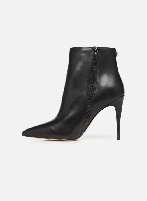 Bottines et boots Guess FL7OLALEA10 Noir vue face