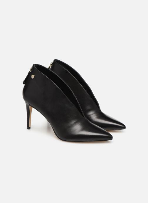 High heels Guess FL7BOALEA09 Black 3/4 view