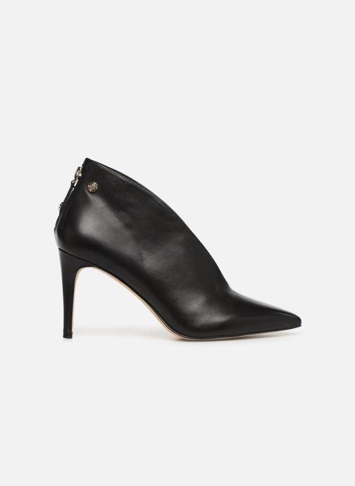 High heels Guess FL7BOALEA09 Black back view