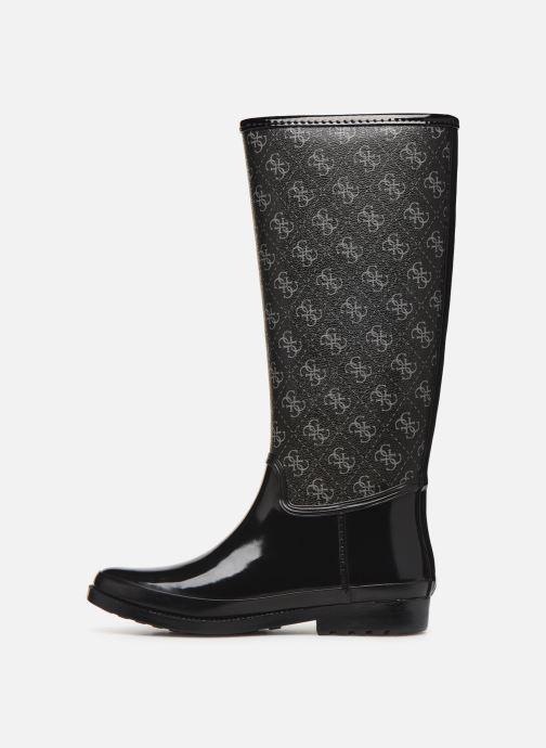 Laarzen Guess FL7EBEFAL11 Zwart voorkant