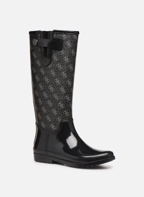 Boots & wellies Guess FL7EBEFAL11 Black detailed view/ Pair view