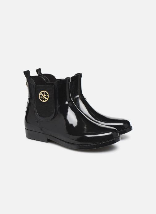 Bottines et boots Guess FL7RK2RUB10 Noir vue 3/4