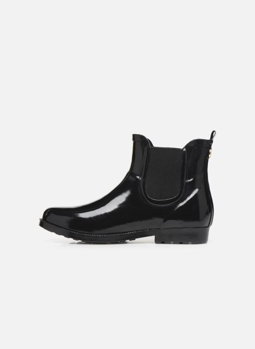 Boots en enkellaarsjes Guess FL7RK2RUB10 Zwart voorkant