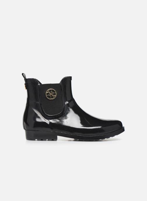 Boots en enkellaarsjes Guess FL7RK2RUB10 Zwart achterkant