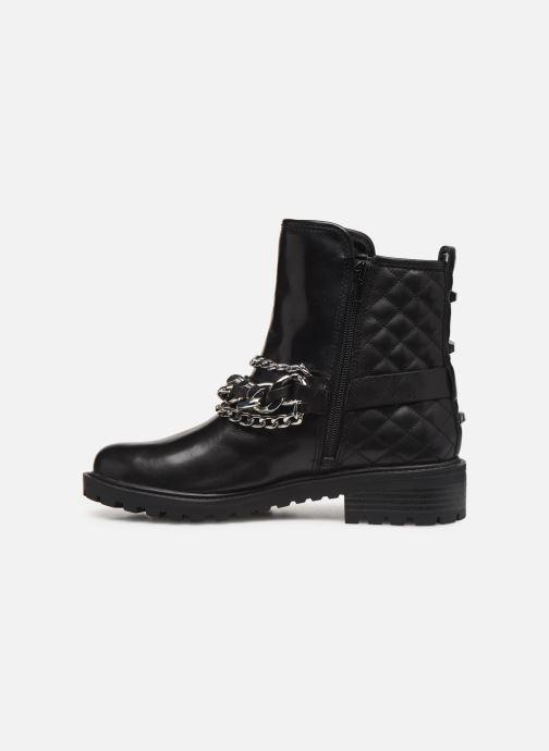 Boots en enkellaarsjes Guess FL7HOLLEA10 Zwart voorkant