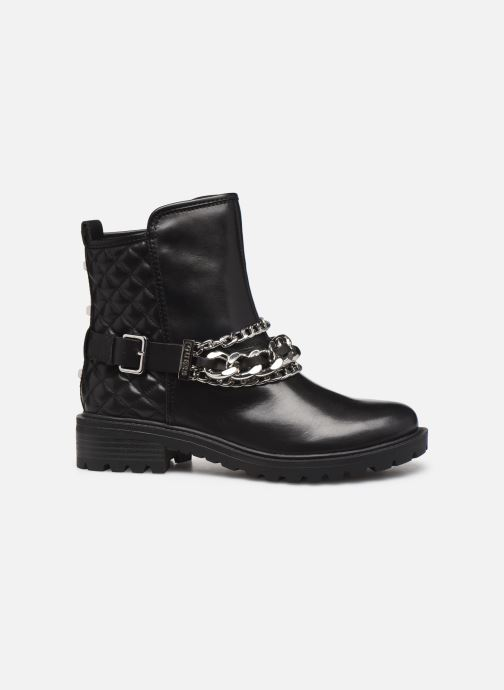 Boots en enkellaarsjes Guess FL7HOLLEA10 Zwart achterkant