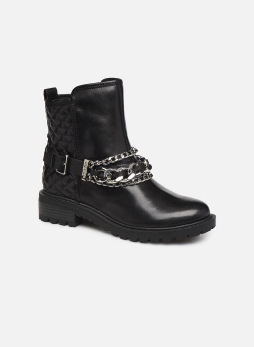 Bottines et boots Guess FL7HOLLEA10 Noir vue détail/paire