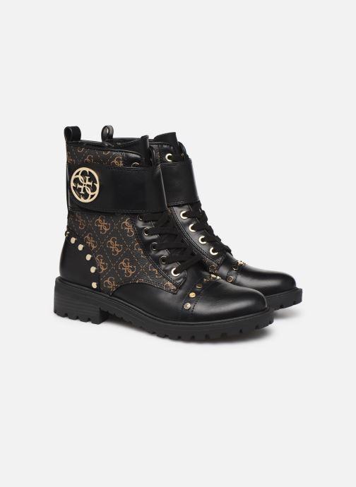 Boots en enkellaarsjes Guess FL7HT2FAL10 Zwart 3/4'