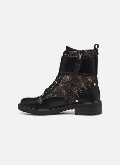 Boots en enkellaarsjes Guess FL7HT2FAL10 Zwart voorkant