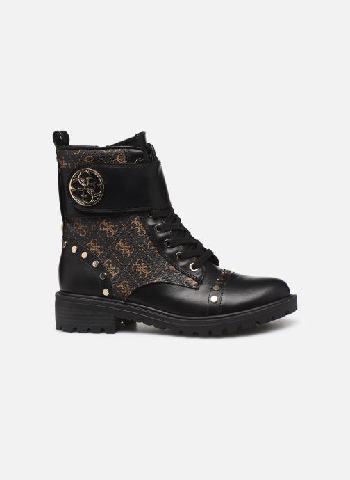Boots en enkellaarsjes Guess FL7HT2FAL10 Zwart achterkant