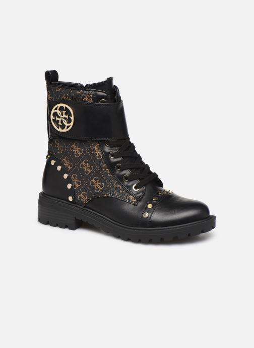 Boots en enkellaarsjes Guess FL7HT2FAL10 Zwart detail