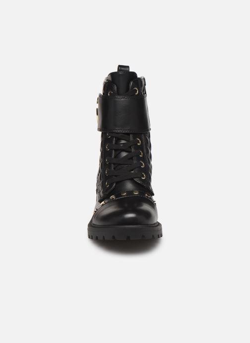 Bottines et boots Guess FL7HEALEA10 Noir vue portées chaussures