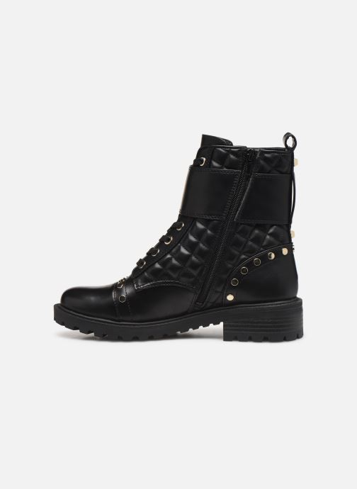 Boots en enkellaarsjes Guess FL7HEALEA10 Zwart voorkant
