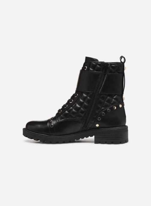 Bottines et boots Guess FL7HEALEA10 Noir vue face